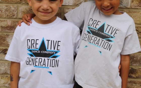 CGDC CREATIVE GENERATION DANCE KIDS CLASSES