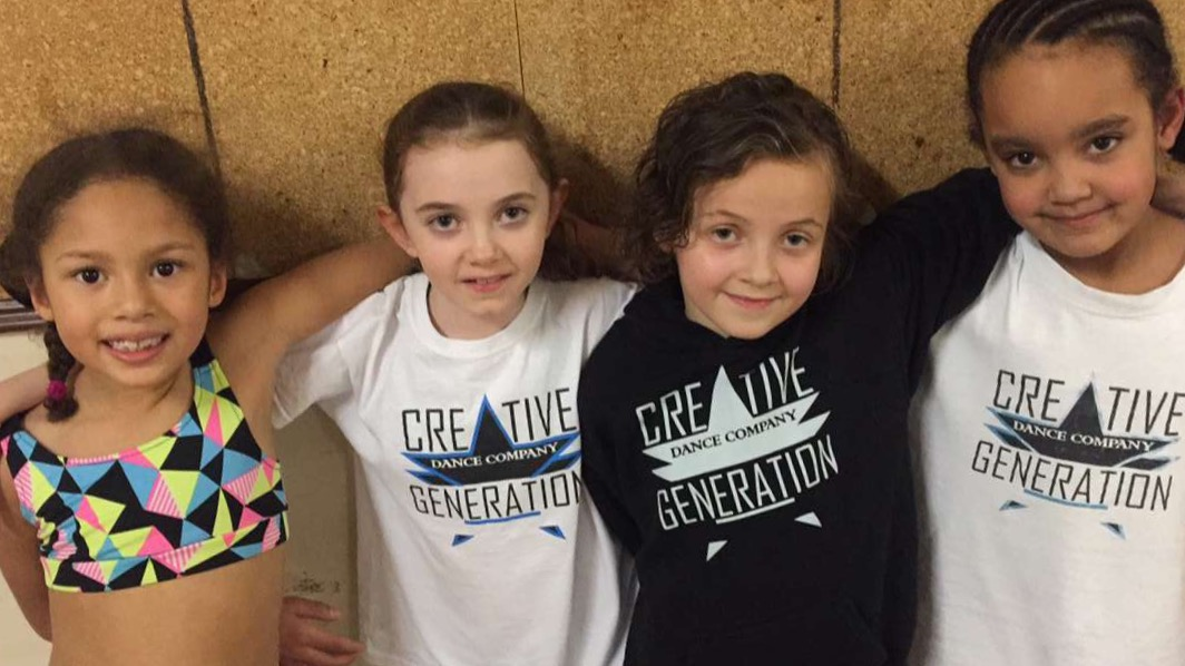 GYMNASTIC TRAINING HAS ARRIVED AT CGDC